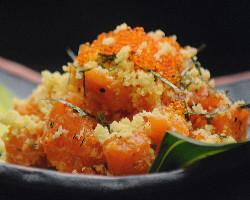 Crunchy Salmon Salad