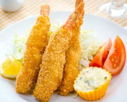 Shrimp Katsu