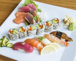 Sashimi Lovers Combo (15 pieces)